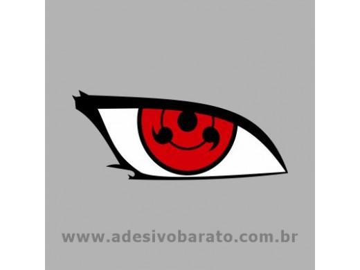 Naruto - Olho Sharingan