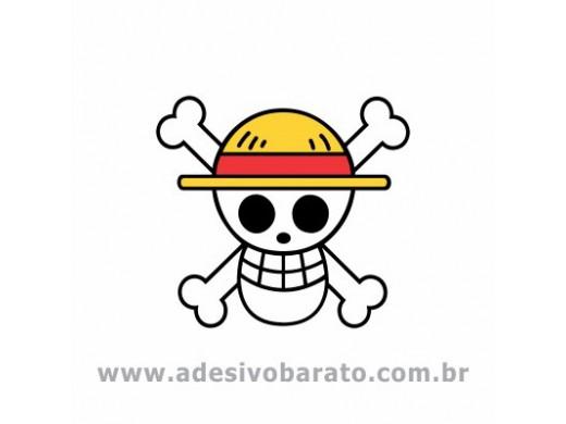 One Piece - Símbolo Mugiwaras