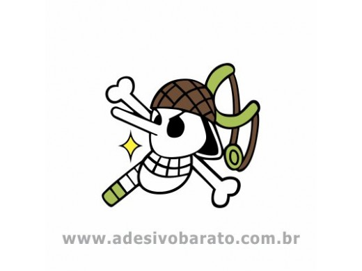 One Piece - Símbolo Usopp