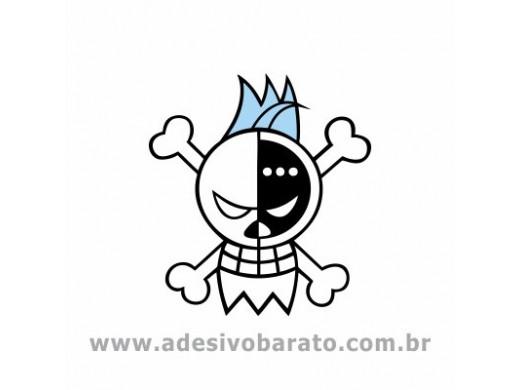 One Piece - Símbolo Franky