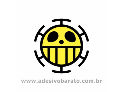One Piece - Símbolo Trafalgar Law