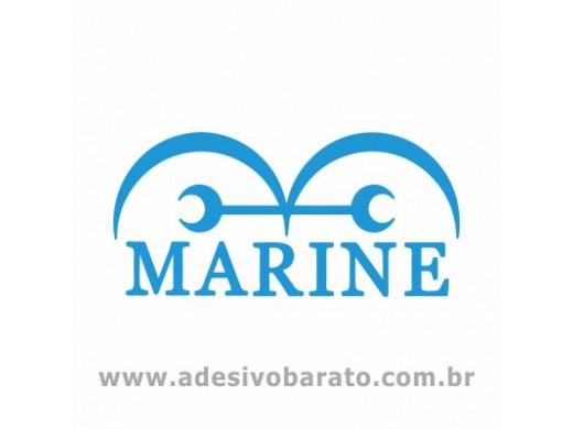 One Piece - Símbolo Marinha