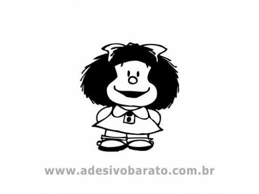 Mafalda Sorrindo