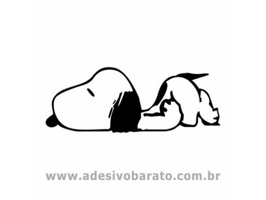 Snoopy - Deitado
