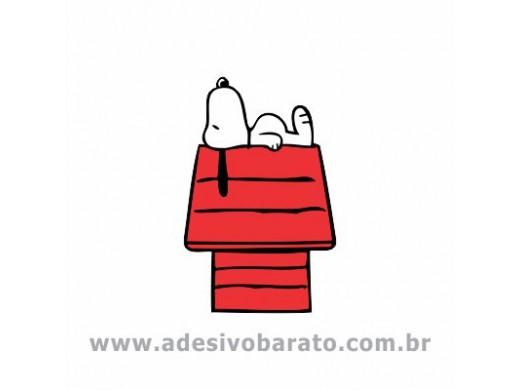 Snoopy na Casinha