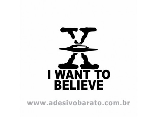 Arquivo X - I Want To Believe