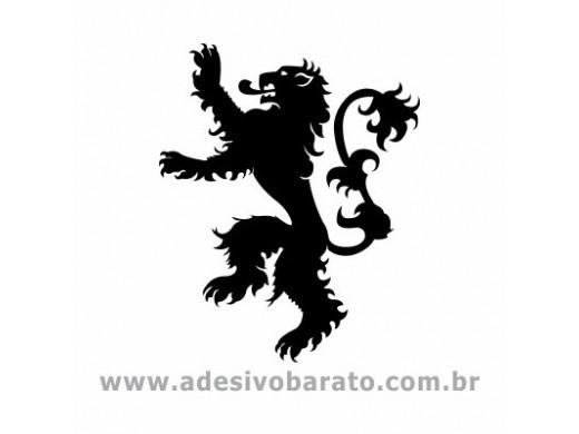 Brasão Lannister - Game of Thrones