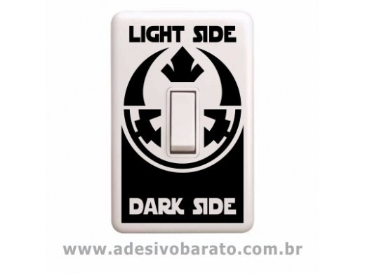 Light Side | Dark Side - Star Wars